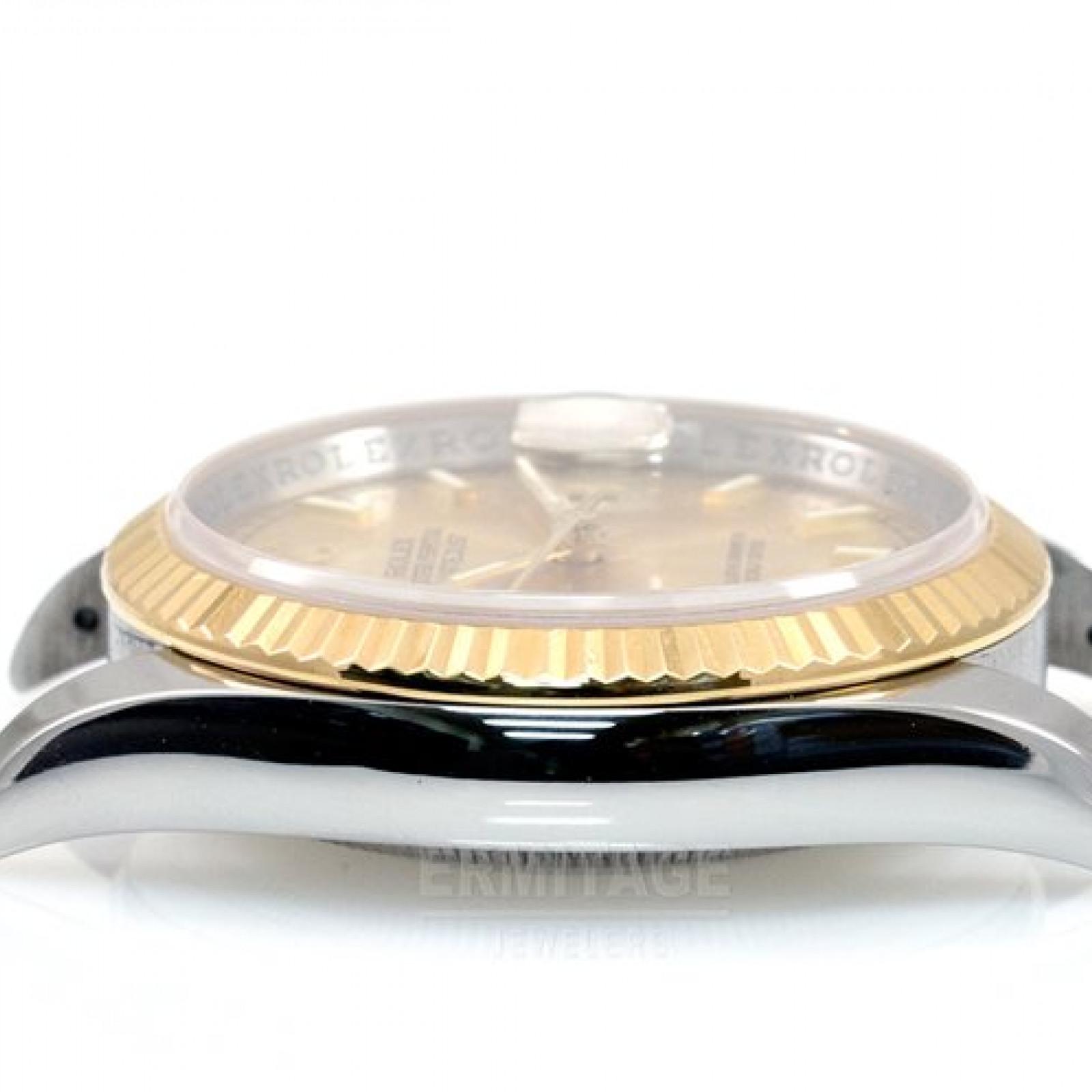 Rolex Datejust 116233 Gold & Steel 36 mm