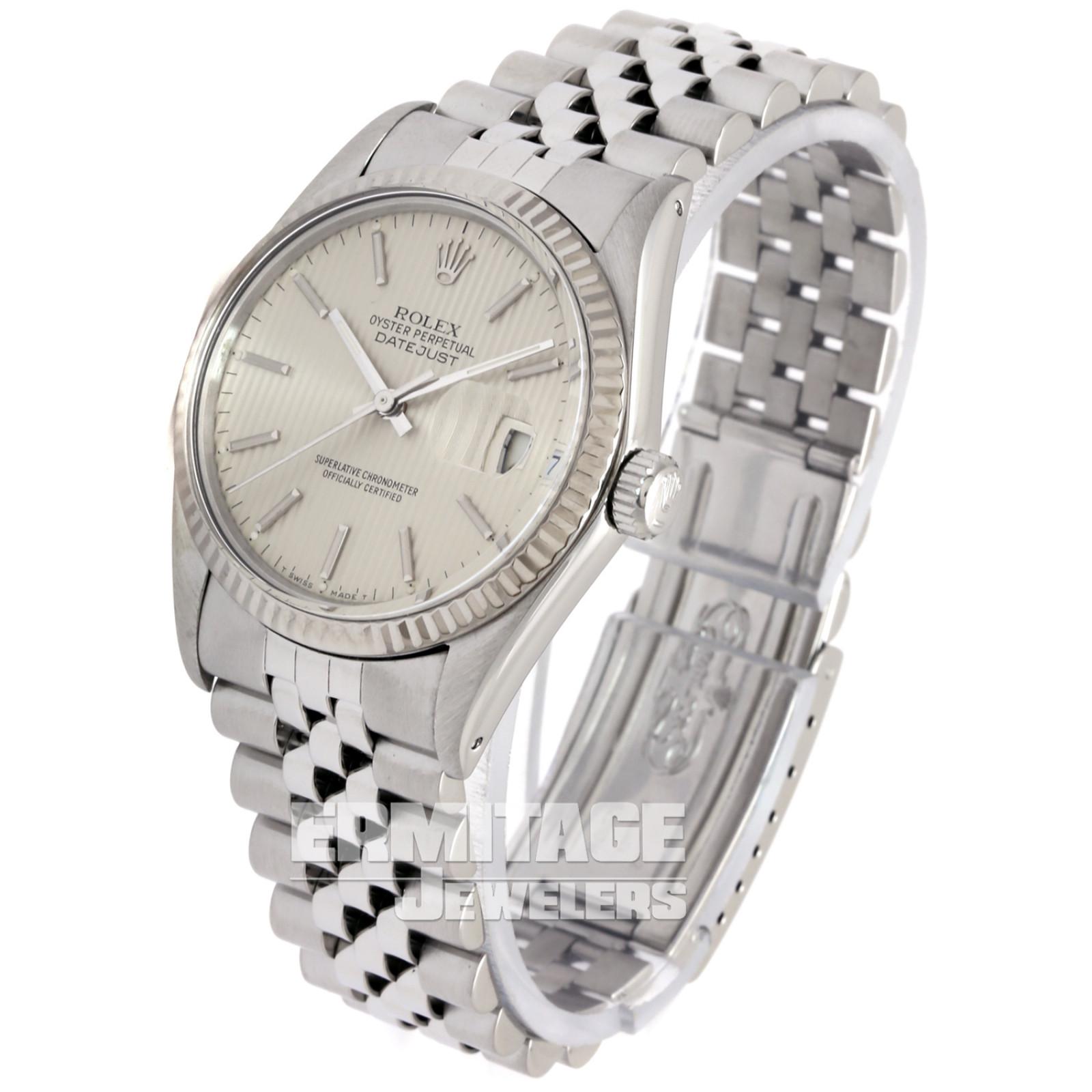 Rolex Datejust 16014 Jubilee Bracelet