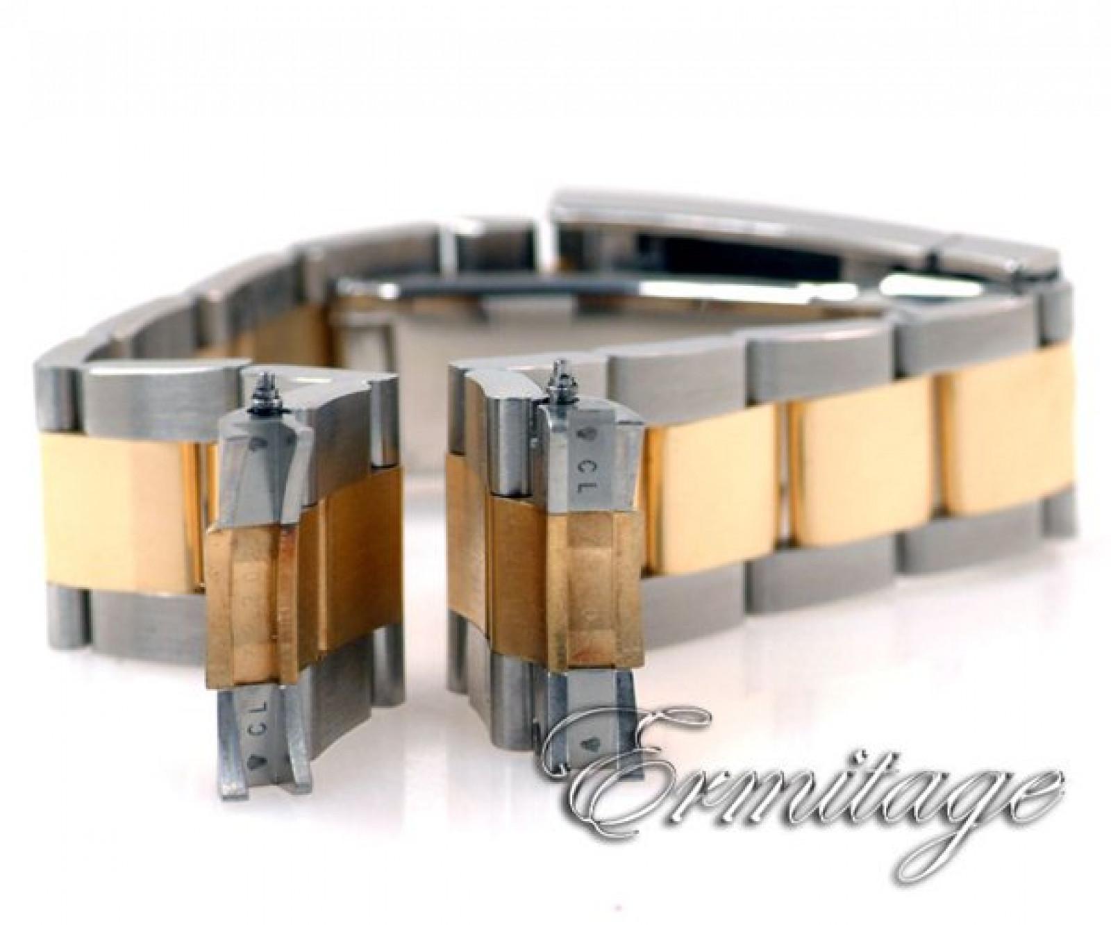 Rolex Datejust 116233 Gold & Steel Black