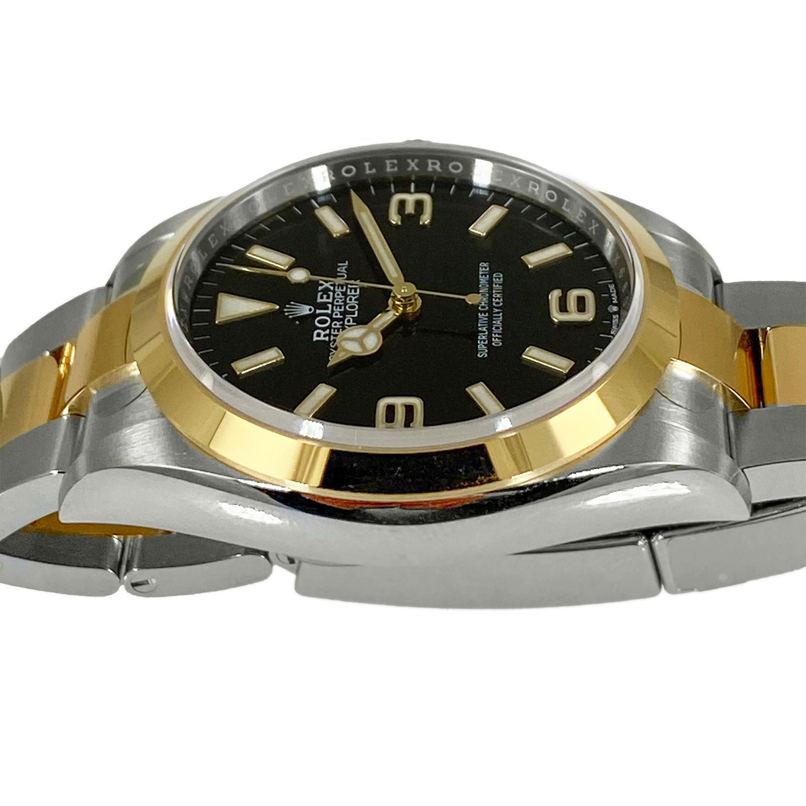 Rolex 124273 New Explorer