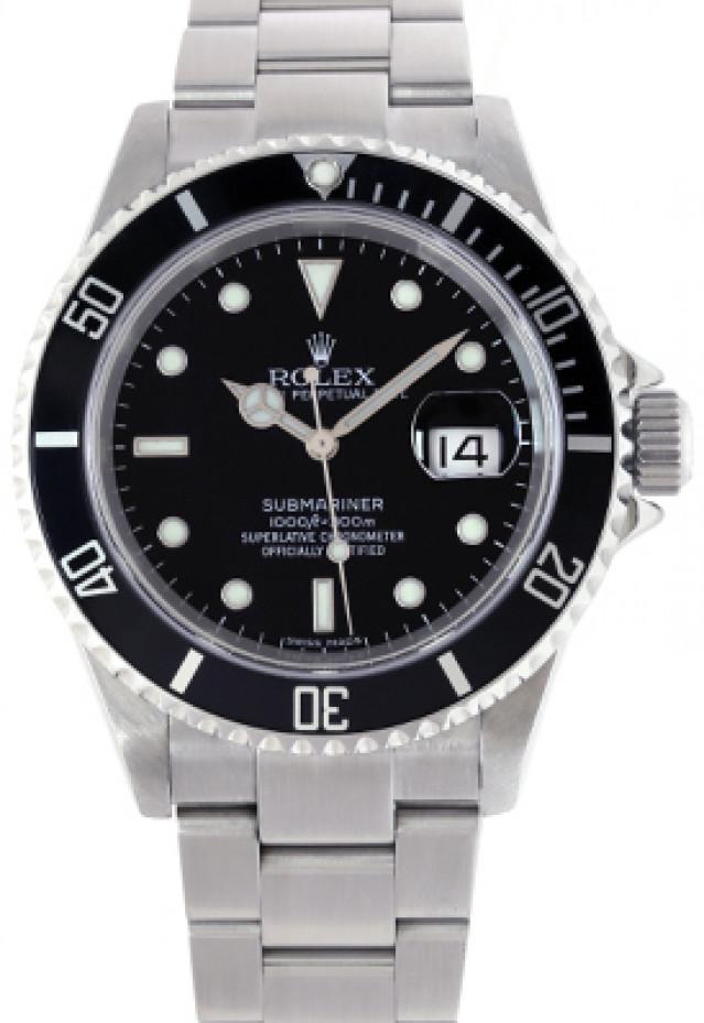 Rolex Submariner 16610 Full Set 2007