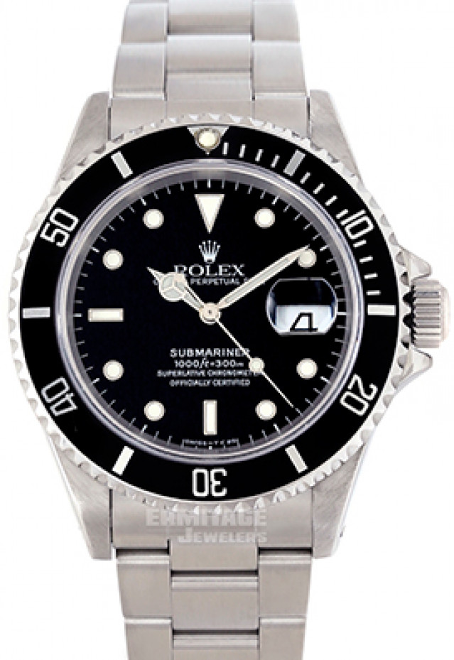 Rolex Submariner 16610 Full Set