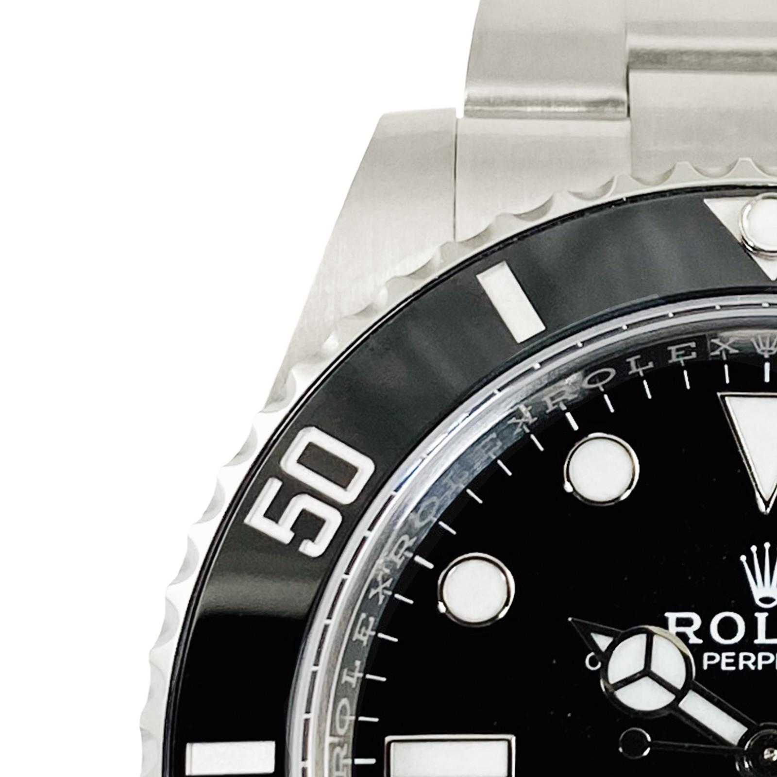 Rolex Submariner 126610 New Model 41 MM