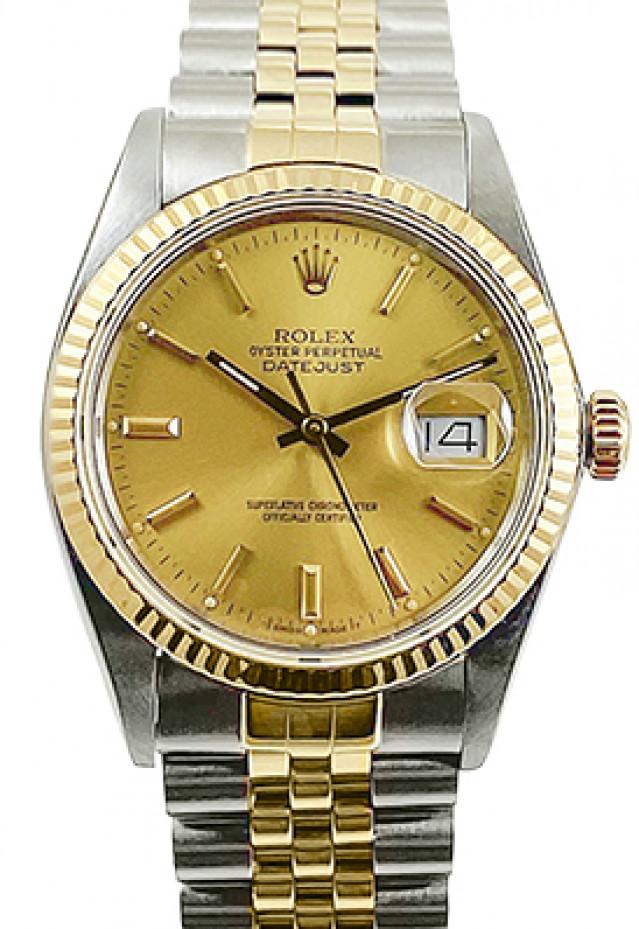 Rolex Datejust 16013 Full Set