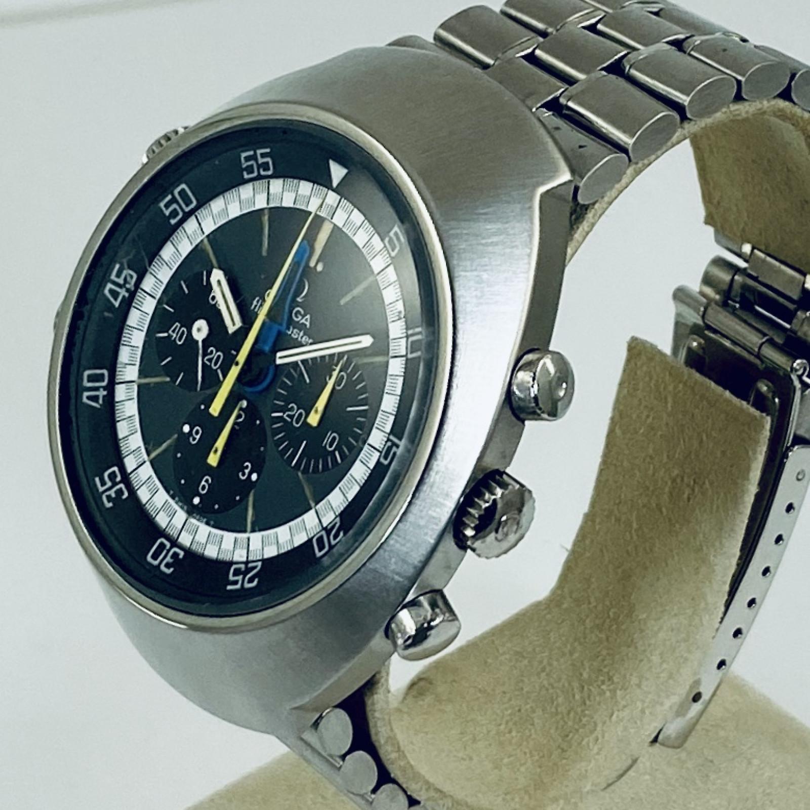 1967 Chronograph Omega Flightmaster 145.013