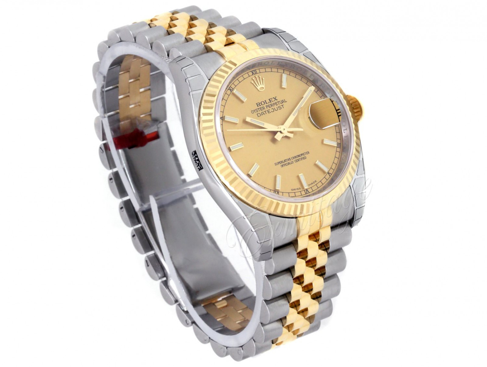Pre-Owned Rolex Datejust 116233 Two Tone