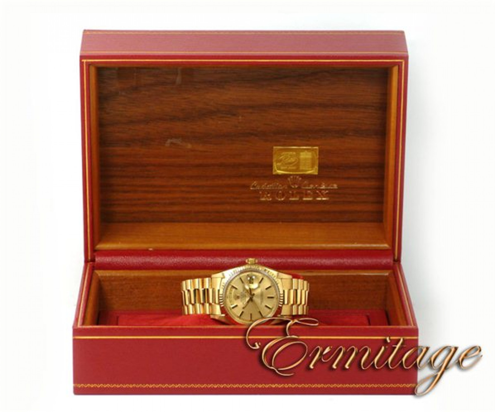 Vintage Rolex Day-Date 1803 Gold Year 1972 1972