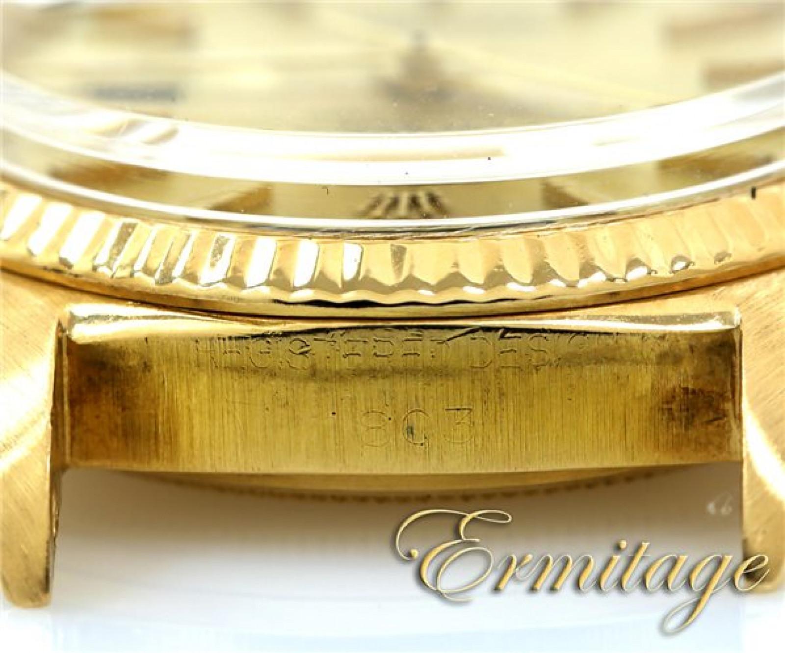 Vintage Rolex Day-Date 1803 Gold Year 1965 1965