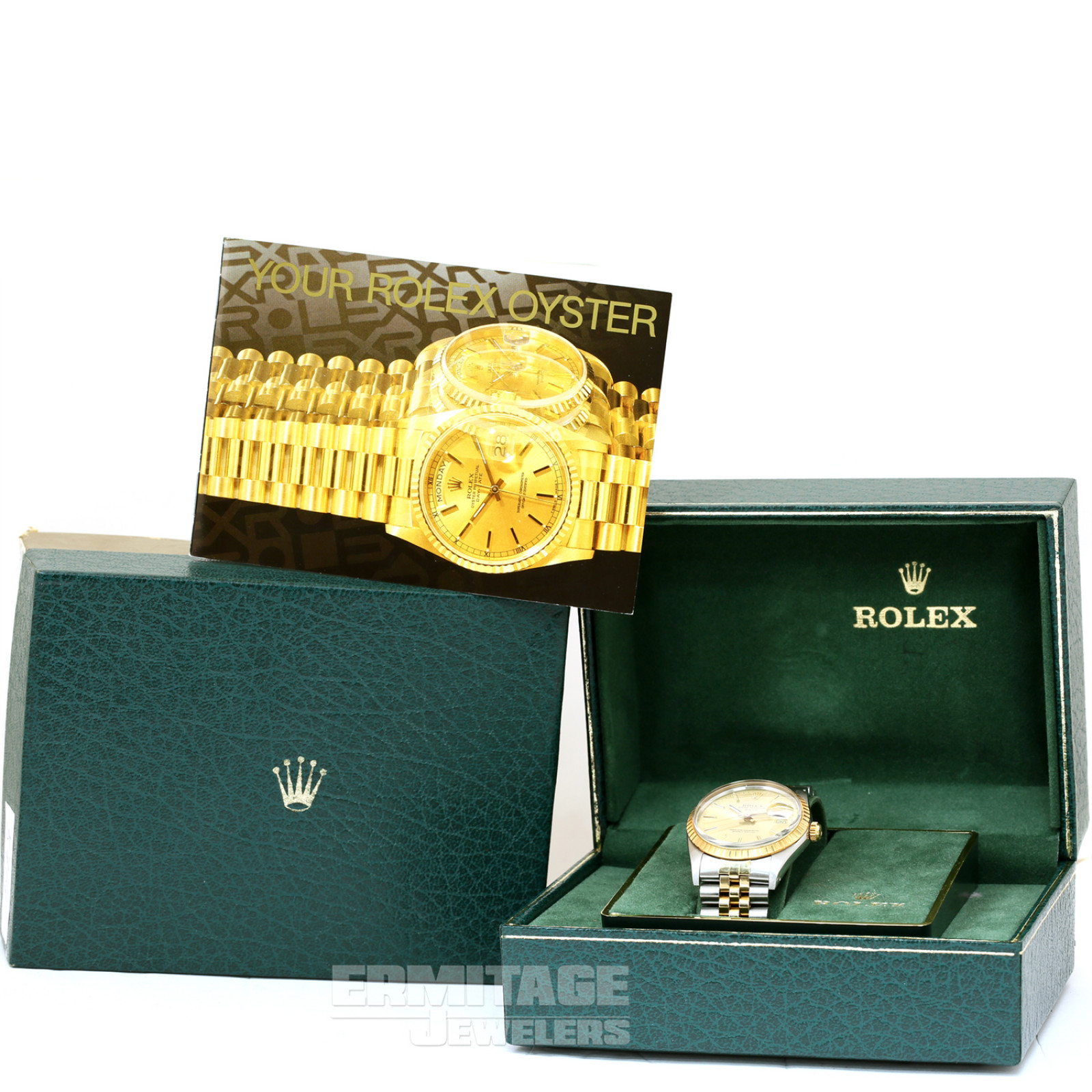 Used Rolex Date 15053 34 mm
