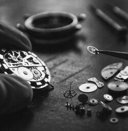 Cartier Tank Solo Repair